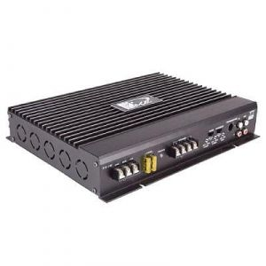 KICX RTS 2.60 2-channel car amplifier