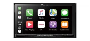"PIONEER AVH-Z9200DAB+ 2-DIN 7"" CD+DVD+USB+BT+ANDROID AUTO"