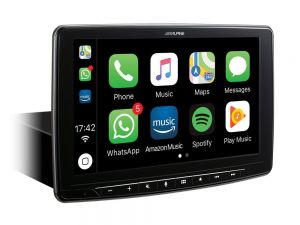 ALPINE iLX-F903D 9' 1-DIN APPLE CarPlay ANDROID AUTO