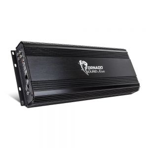 KICX TORNADO SOUND 2500.1    1 channel amplifier