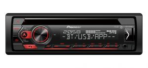 PIONEER CD DEH-S320BT CD+USB+BT