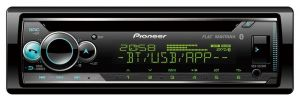 PIONEER CD DEH-S520BT CD+USB+BT +VARIO COLOR