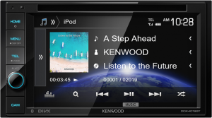 "KENWOOD DDX-4019BT 2-DIN 6,2"" CD+DVD+USB+BT+VARIO COLOR"