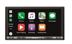"SONY XAV-AX3005 DAB 2-DIN USB 6,95"" Android Auto™ + Apple CarPlay USB+BT 4x55W"