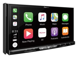 "PIONEER AVIC-Z930DAB 2-DIN 7"" CD+DVD+USB+SD+BT"