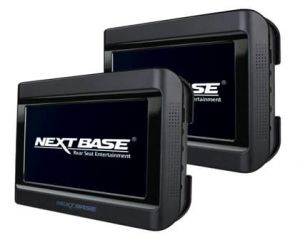 NEXT BASE CLICK 9 DUO DELUXE Monitory z DVD na zagłówek