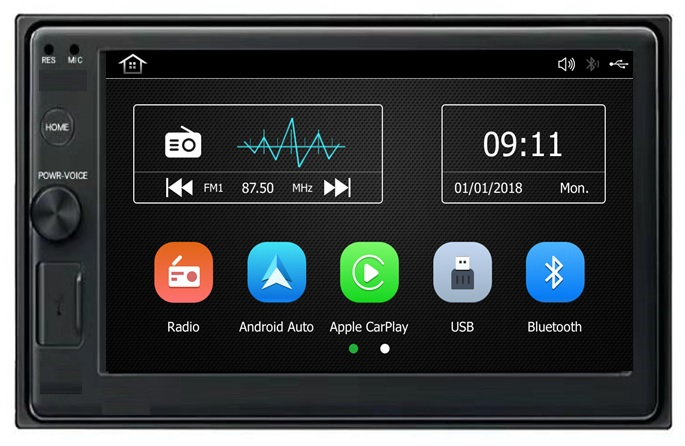 PHANTOM AVX 2001 Android Auto Apple Car Play